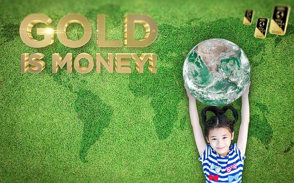 Gold is money  (30) by Starkkarllois