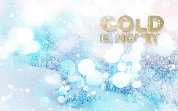 Gold is money (14) by Starkkarllois