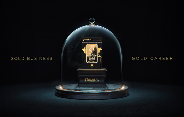 Gold is money by Starkkarllois
