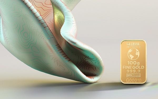 Gold Is Money! by Starkkarllois