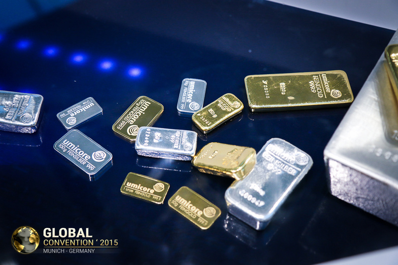 Gold Is Money!