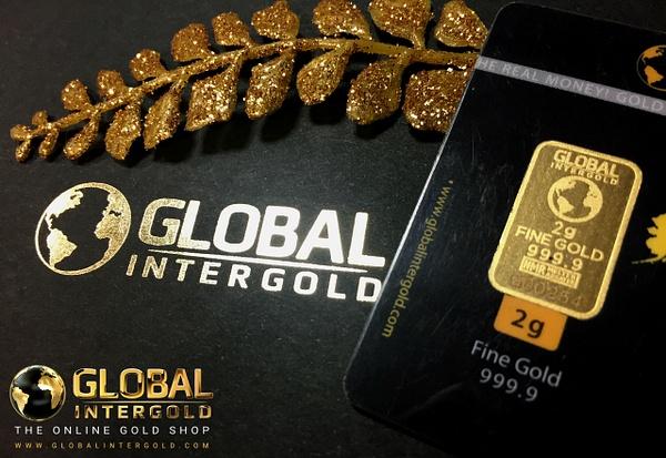 Gold is money (42) by Starkkarllois