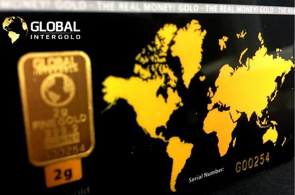 Gold is money (43) by Starkkarllois