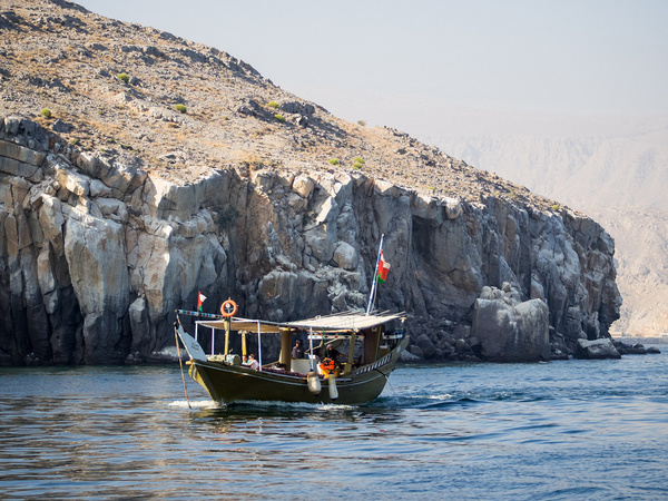 Dhow Cruise in Khasab by MohamedIsmail