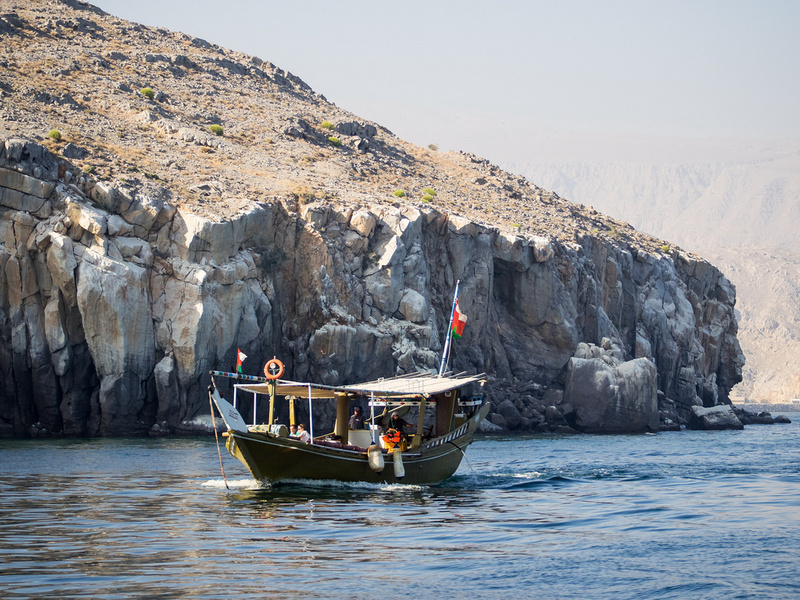 Dhow Cruise in Khasab