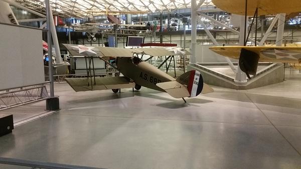 World War I Plane by LannyWexler