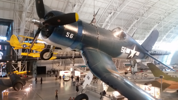 World War II Fighter Plane by LannyWexler