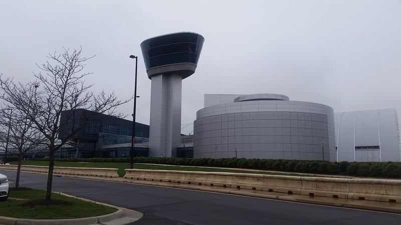 National Air & Space Museum - Stephen Udvar Hazy Center (1)
