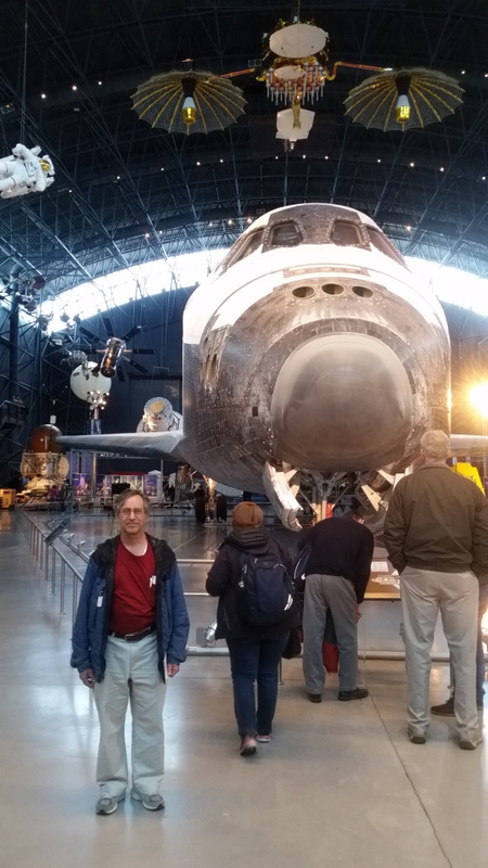 Space Shuttle Discovery (1)
