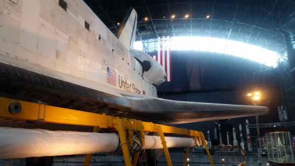Space Shuttle Discovery (4) by LannyWexler
