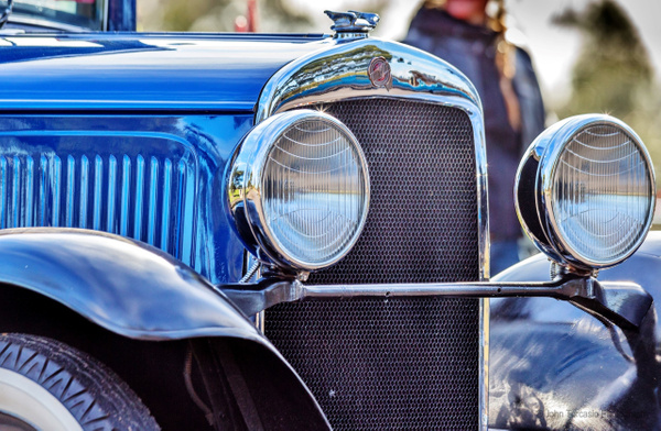 Chrysler Imperial roadster by John Torcasio