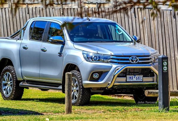 Toyota Hilux Sr5 by John Torcasio