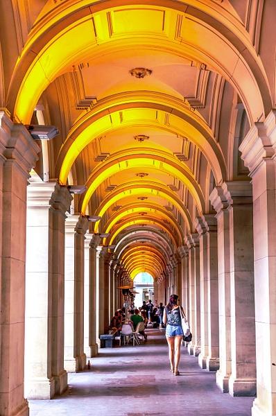 Melbourne's GPO by John Torcasio