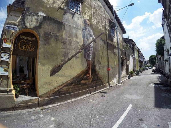 travel-street-art-penang-man-driving-by by GuyTriponto