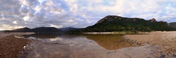 Nature's Valley estuary by Rene De Klerk