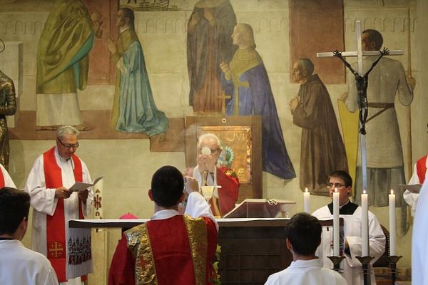 Szeged-Csanádi megyésnap a Szemináriumban by Szent Gellért Szeminárium