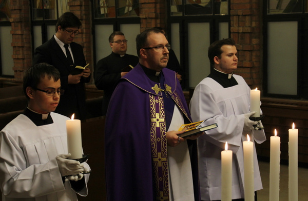 Keresztút a Szemináriumban by Szent Gellért...