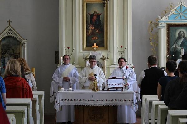 A Szeminárium is jelen volt Ferenc pápa csíksomlyói...
