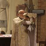 Görög katolikus Szent Liturgia a szemináriumban