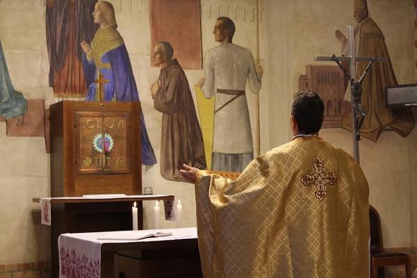 Adventi rekollekció a Szemináriumban by Szent Gellért...
