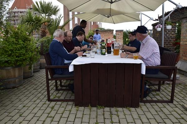 Pünkösdhétfői grill-ebéd a teraszon by Szent...