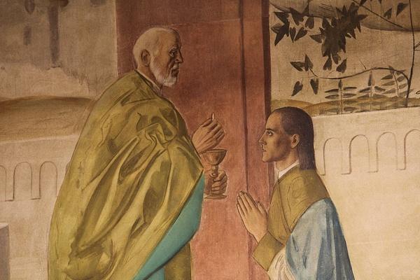 Szent Gellért ünnepe a Szemináriumban by Szent...
