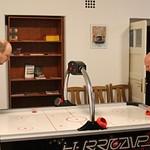 Házi pizza és légkorong bajnokság