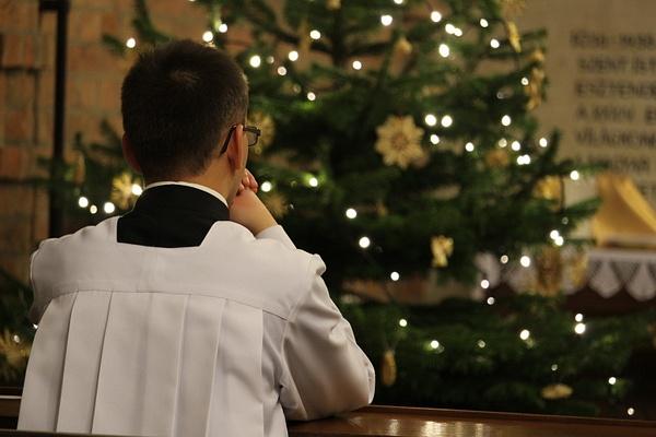 Az Ige testté lett - Karácsony a Szemináriumban by...
