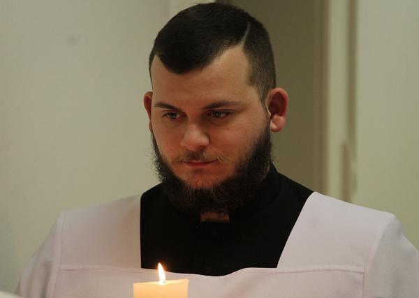 Nagyböjti keresztút a szemináriumban by Szent...