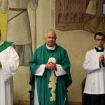 Te Deum Hálaadó szentmise a Szemináriumban