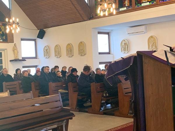Adventi Lelkigyakorlat 2019 by Ruzsa Plébánia