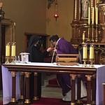 Szent Fausztina ereklye átvétel