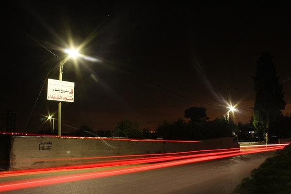 حياة الليل by Karmelkaraja