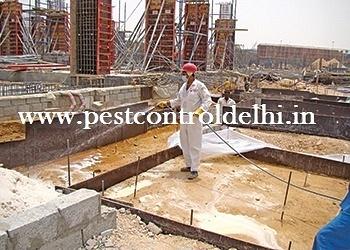 Pre Construction Anti Termite Treatment by AnuragSingh