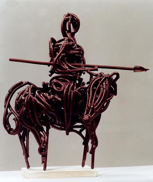 Don Quixote by Shimon Drory by Shimon Drory