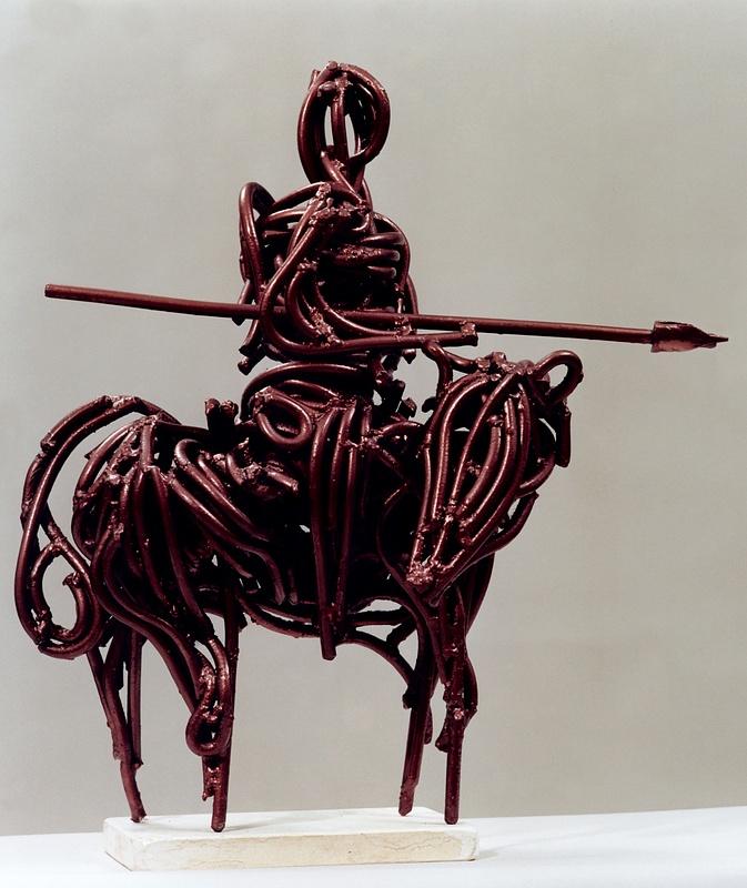 Don Quixote by Shimon Drory
