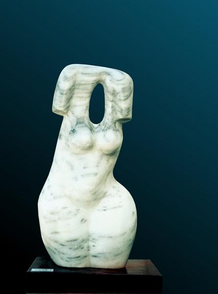 Torso Woman by Shimon Drory by Shimon Drory