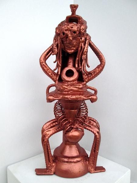 Zulu Man by Shimon Drory by Shimon Drory