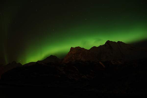 Northern Lights, Lofoten