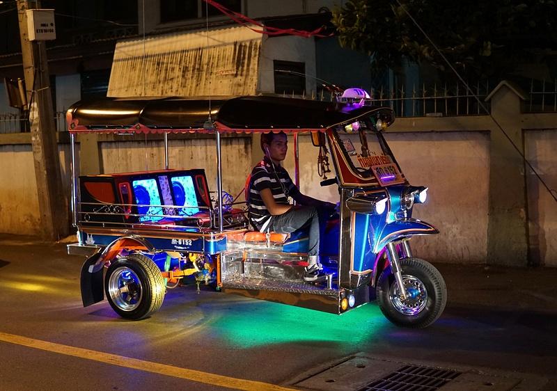 Bangkok-through the lense