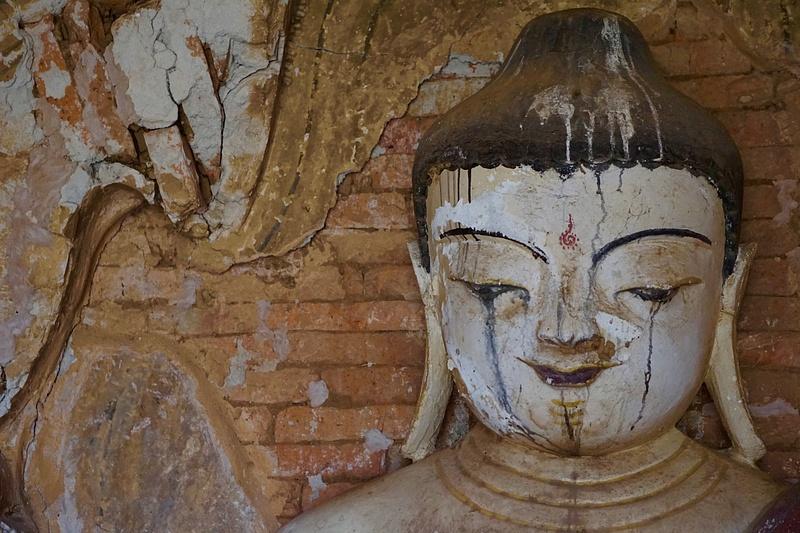 Biking, Buddhas, Boats in Beautiful Bagan and Inle...
