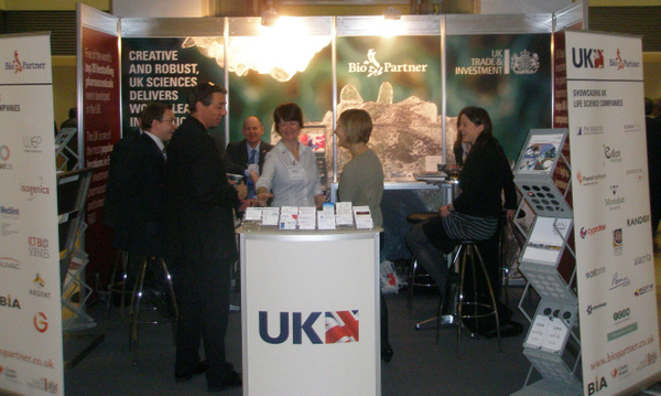On Stand by BioPartnerUK