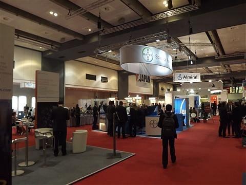 Exhibition Hall by BioPartnerUK