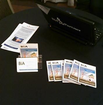 BIA Table by BioPartnerUK