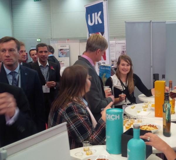 UK @Bio-Europe 2016 by BioPartnerUK