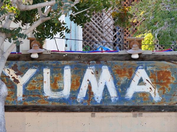 AZ - Yuma by Matthew Mason