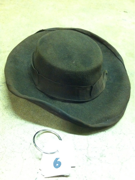 Jackson's Hat by User17490539 by User17490539