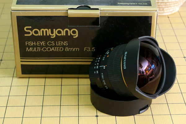 Samyang 8mm WTS by kozhihao by kozhihao