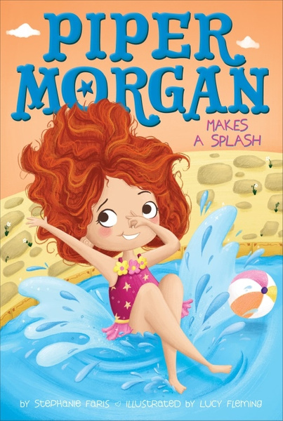 5 Piper Morgan Makes a Splash by Stephanie Faris by MasonCanyon