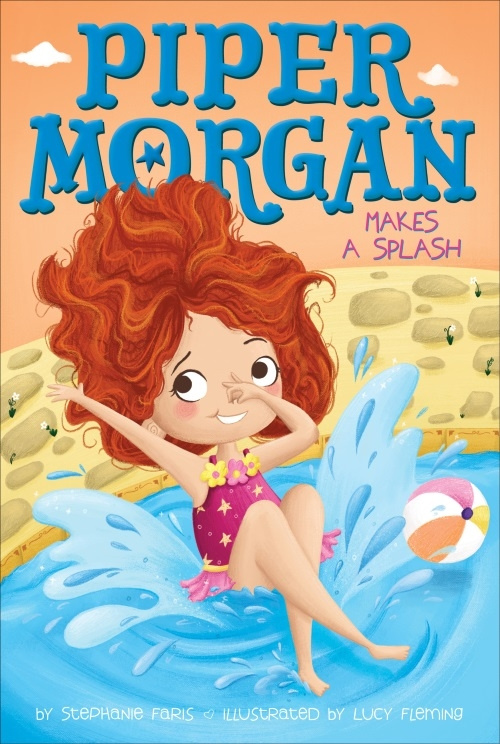 5 Piper Morgan Makes a Splash by Stephanie Faris